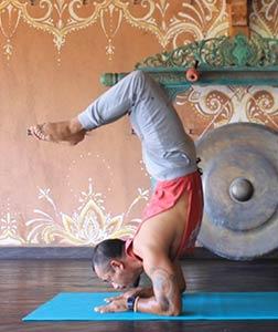 Brian Alaman yoga teacher
