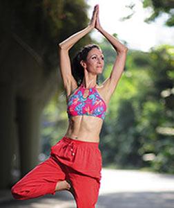 Marylene Henry yoga teacher