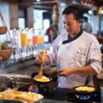 Hotel Patra's cook