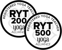 Yoga Alliance certification logo