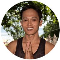 Sandy Guruh, YogaBreezeBali Team