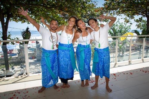 Yoga Breeze Bali instructor team